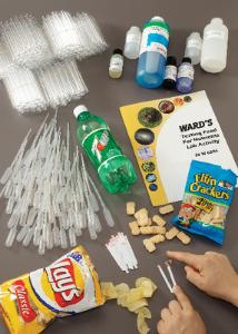 Ward's® Testing for Nutrients in Food Lab Activity