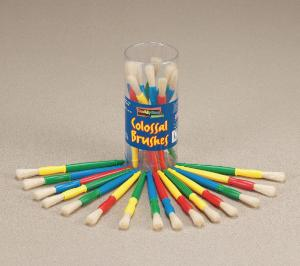 Colossal Paint Brushes
