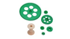 Gear Set with Spool