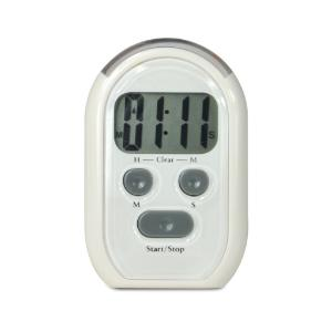 H-B DURAC Single-Channel Electronic Timer with Triple Alarms and Certificate of Calibration, SP SCIENCEWARE