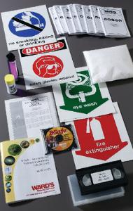 Ward's® B-Safe: Safety in the Science Laboratory Lab Activity