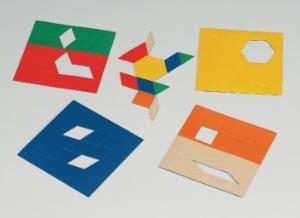 Magnetic Pattern Blocks
