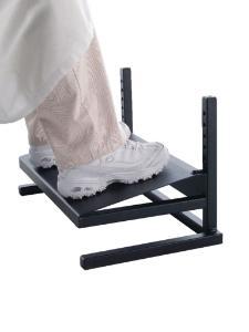 VWR® Ergonomic Footrest
