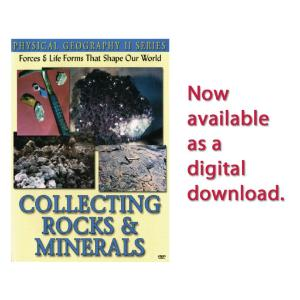 Physical Geography II: Collecting Rocks & Minerals