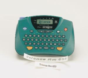 Personal Label Maker Tape