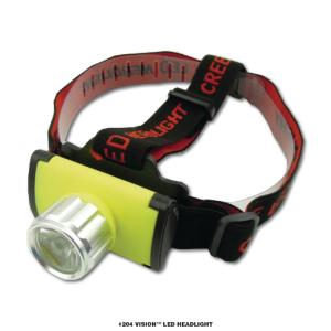 The Vision™ Headlight, Emergency Medical International
