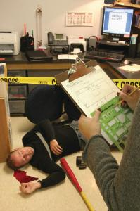 Documenting a Crime Scene Kit