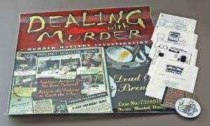 Dealing With Murder: Dead and Breakfast Lab Activity