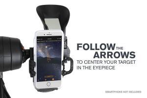 StarSense Explorer™ DX 130AZ reflector telescope