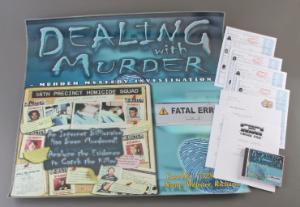 Dealing With Murder: Fatal Error Lab Activity