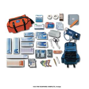 PRO RESPONSE COMPLETE KIT ORANGE