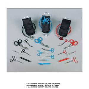 Colormed™ Delux Holster Set, Emergency Medical International