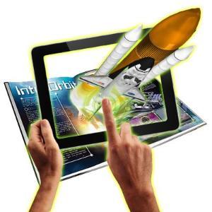 Popar Augmented Reality Smart Books