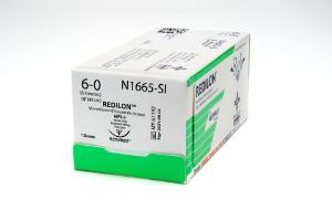 Reli® Redilon Black, Mf 6-0 Mps-3, 18""