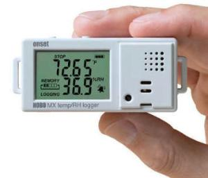 Data logger temperature/humidity