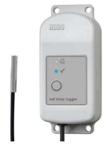 Data logger external temperature sensor