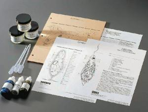 Protist Structure Kit for 30 Students