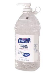 PURELL® Original Formula Hand Sanitizer, GOJO®