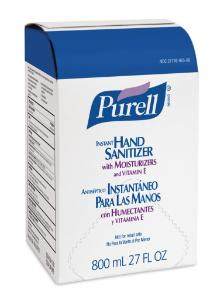 PURELL® 800 Series Hand Sanitizer Dispenser, GOJO®