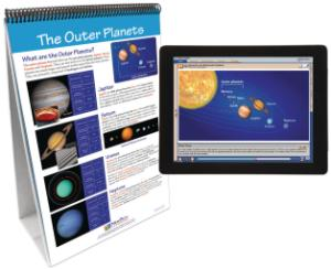 Flipchart with Multimedia Lesson:Solar System