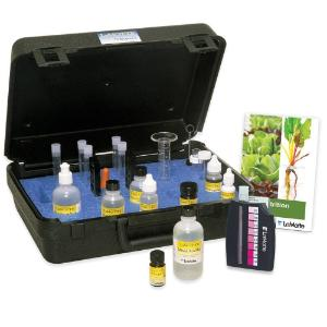 LaMotte® Hydroponics 4-Way Test Kit