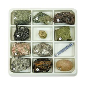 Rock Forming Minerals Collection 3