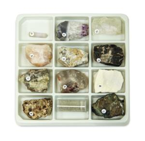 Rock Forming Minerals Collection 4