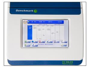 Benchmark TC 9639 Thermal Cyclers