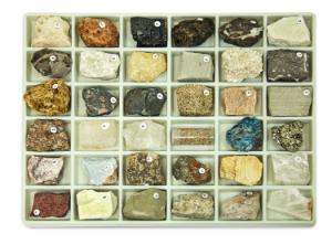 Sedimentary Rocks and Minerals
