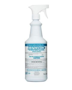 IRADECON® Bleach Spray, Decon Labs
