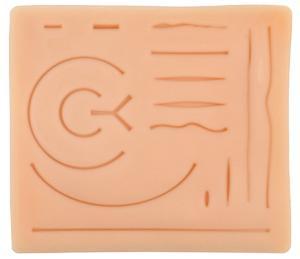 Suture practice pad