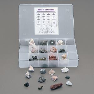 Geology Specimens Used in Kitting