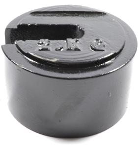 Slotted Weight, 2 Kg