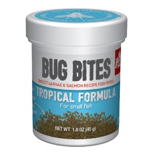 Fluval® Bug Bites Fish Food Pellets