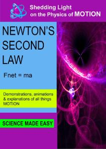 Video s l o m newtons second law
