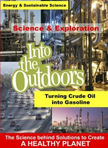 Video turning crude oil into gasoline