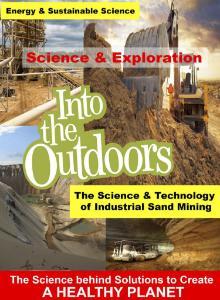 Video industrial sand mining
