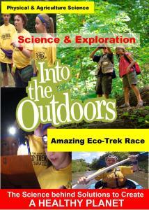 Video amazing eco-trek race