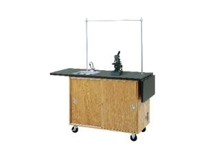 Mobile Lab Demonstration Table