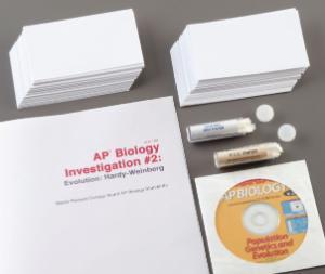 Ward's® AP Biology Investigation 2: Evolution: Hardy-Weinberg