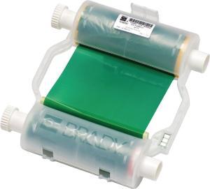 Print ribbon, green