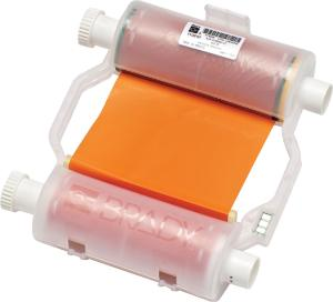 Print ribbon, orange