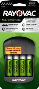 Ray-O-Vac Battery Charger