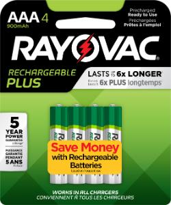 Battery Hydride Recharge, AAA