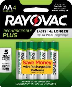 Battery AA, 1.2 V