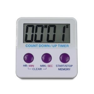 H-B® DURAC® Single-Channel Switchable Electronic Timer with Certificate of Calibration, SP SCIENCEWARE