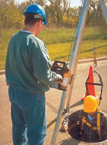 Salalift® II & Tripod Rescue System, DBI/Sala