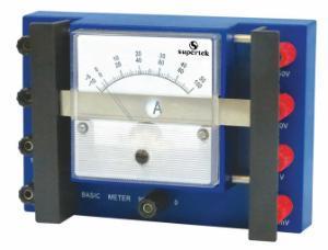 Multirange Electrical Meter