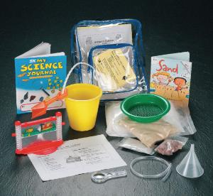 Backpack Science - What's In My Sandbox? Kit