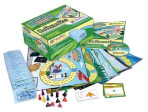 Curriculum Mastery® Game — Math Grade 4